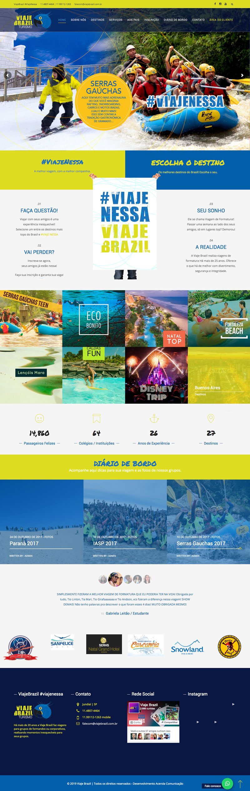 website_viajebrazil