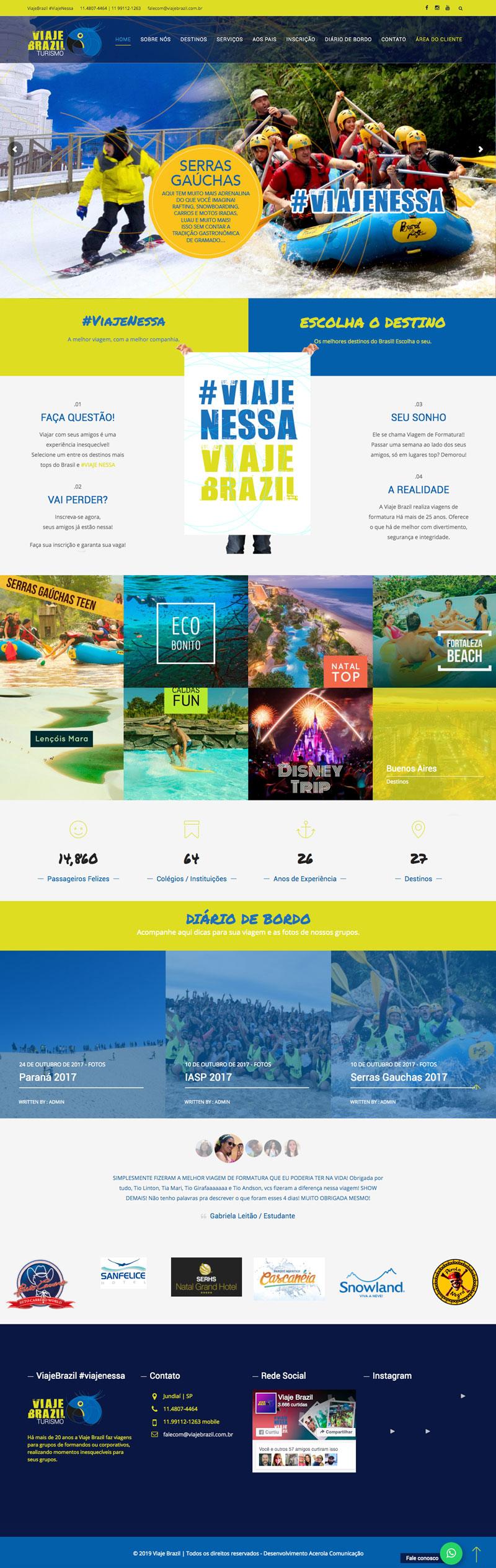 website_viajebrazil